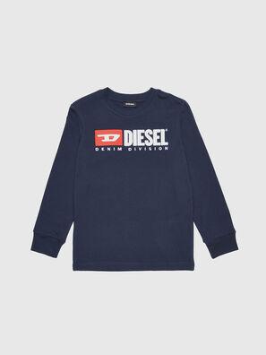TJUSTDIVISION ML, Dark Blue - T-shirts and Tops
