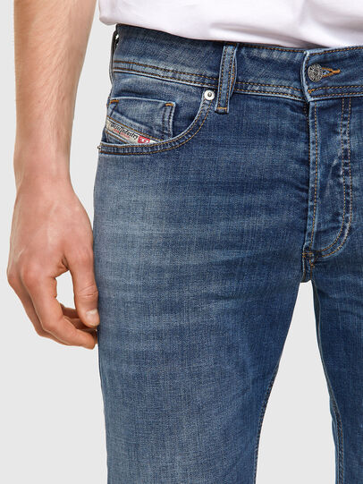 Diesel - Sleenker 09A60, Medium blue - Jeans - Image 3