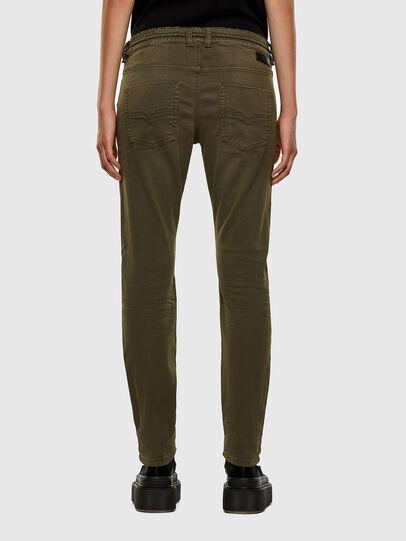 Diesel - KRAILEY JoggJeans® 0670M, Military Green - Jeans - Image 2