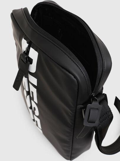 Diesel - F-BOLD SMALL CROSS, Black - Crossbody Bags - Image 5