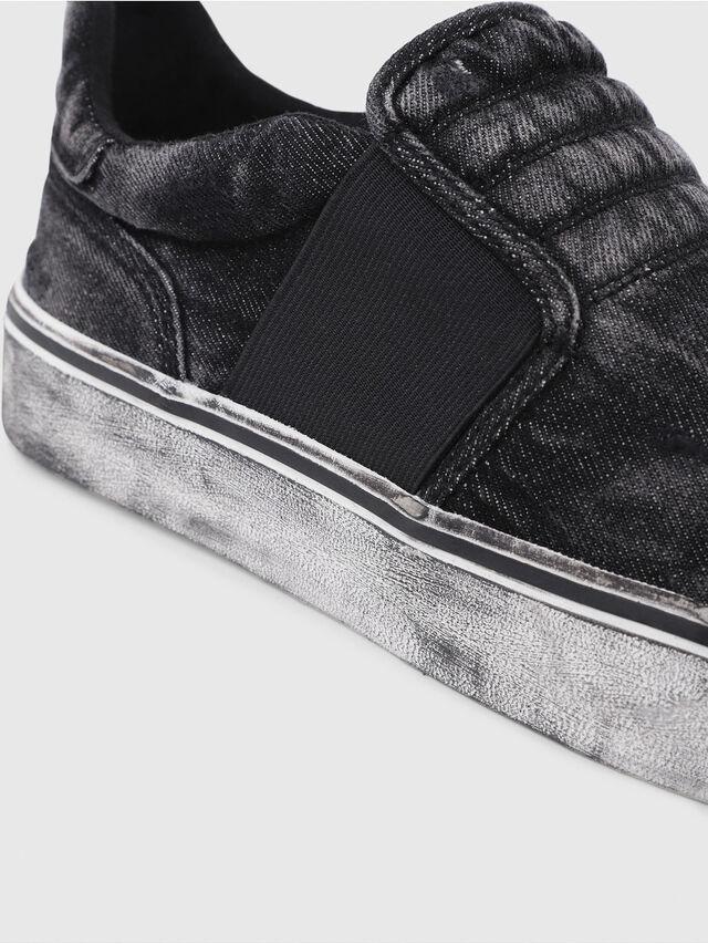 Diesel - S-FLIP ON, Black Jeans - Sneakers - Image 5