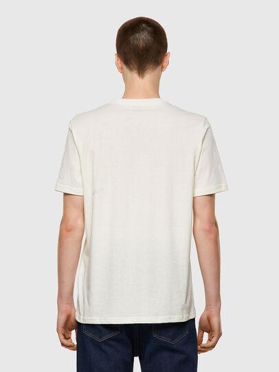 Diesel - T-JUST-B57, White - T-Shirts - Image 2