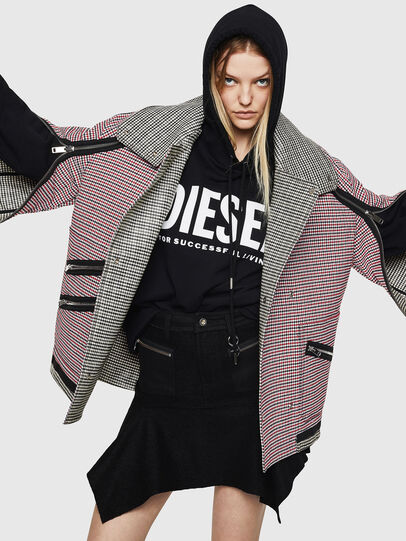 Diesel - G-KALIN, Pink/Black - Jackets - Image 6