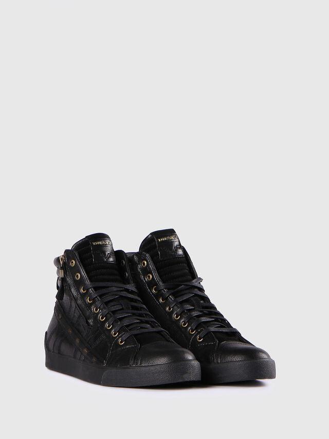 Diesel - D-STRING PLUS, Black - Sneakers - Image 2