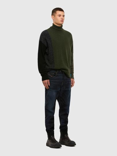Diesel - D-VIDER JoggJeans® 069QF, Dark Blue - Jeans - Image 5