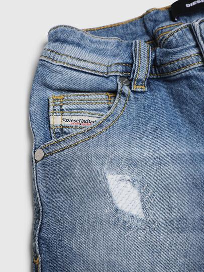 Diesel - PROOLYB-A-N, Light Blue - Shorts - Image 3