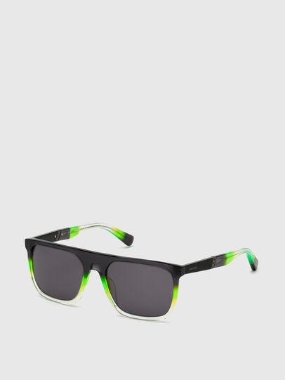 Diesel - DL0299,  - Sunglasses - Image 2