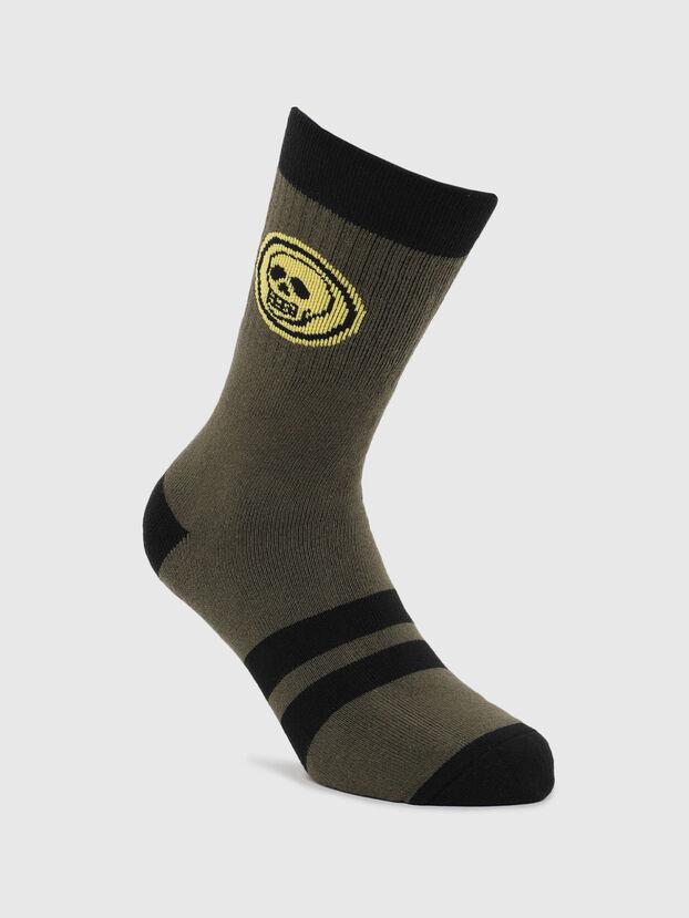 SKM-RAY, Military Green - Socks