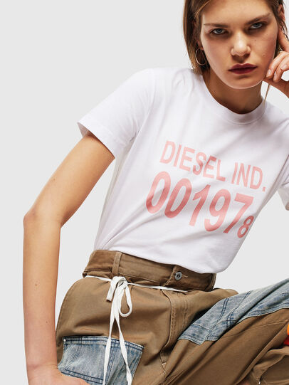 Diesel - T-SILY-001978,  - T-Shirts - Image 4