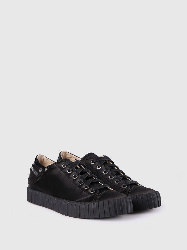 Diesel - S-EXPOSURE CLC W, Black - Sneakers - Image 3