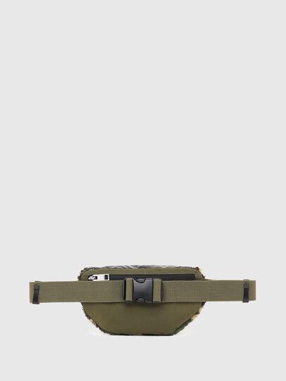 Diesel - FAIRFOX, Green Camouflage - Belt bags - Image 2