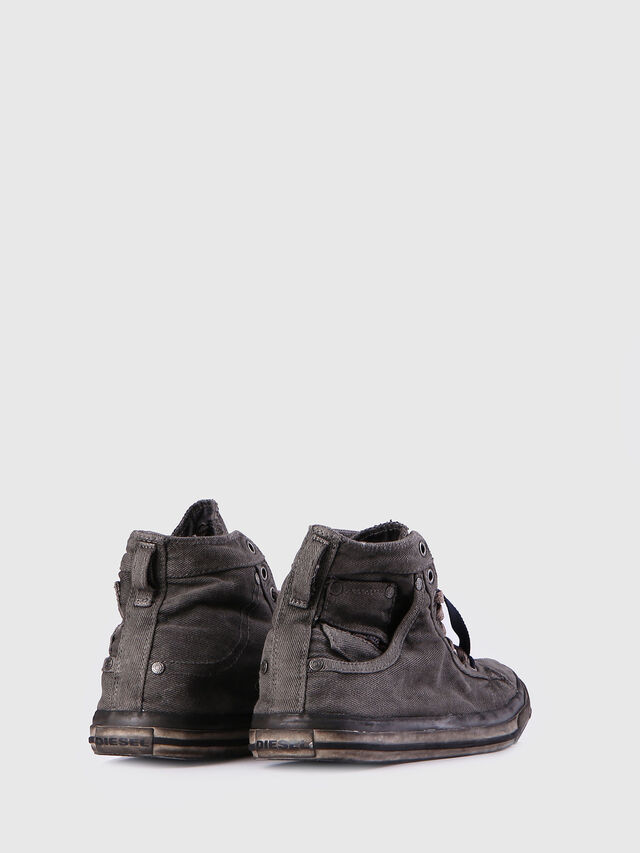 Diesel - EXPOSURE I, Metal Grey - Sneakers - Image 3