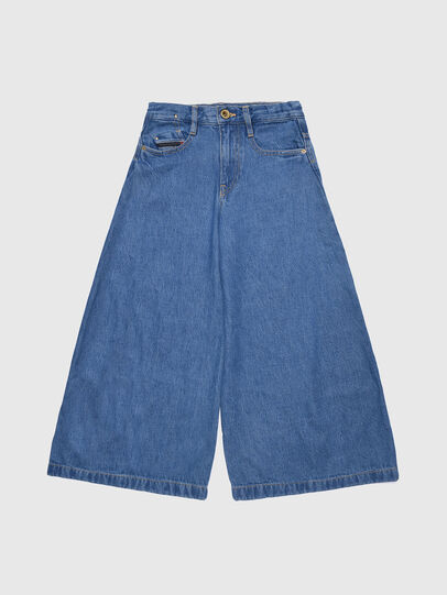 Diesel - D-IZZIER-J, Blue Jeans - Jeans - Image 1