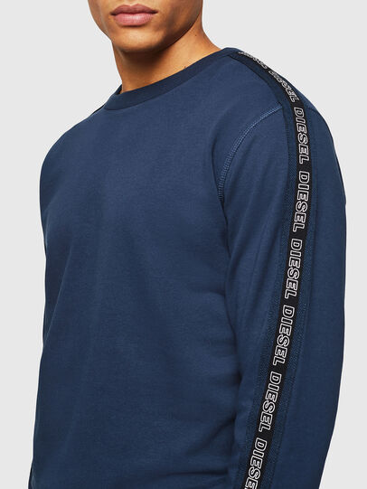 Diesel - UMLT-WILLY, Blue - Sweaters - Image 3