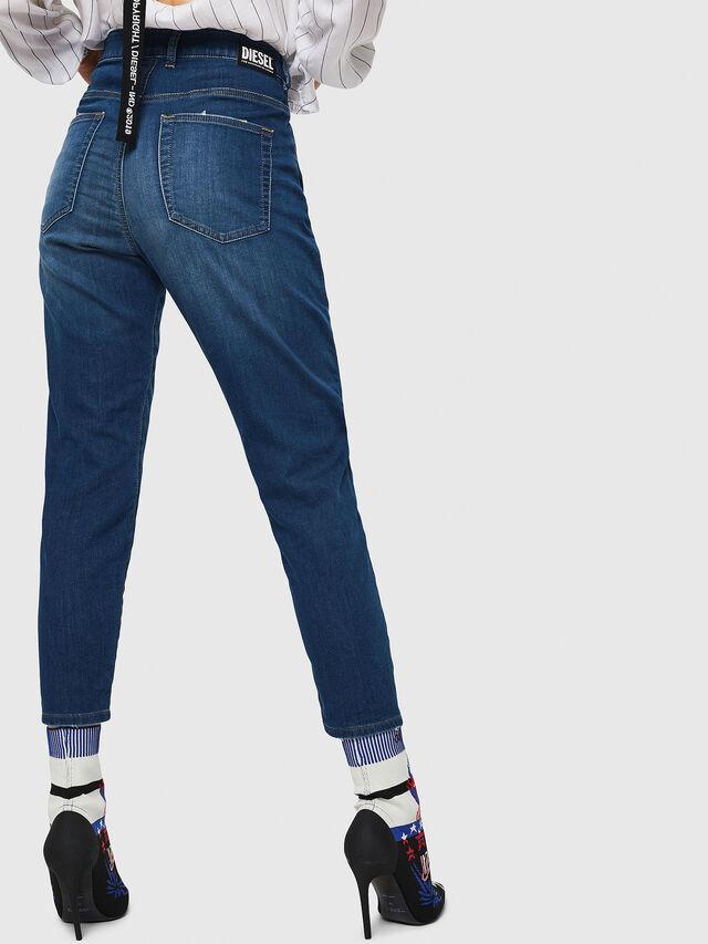 Diesel - Candys JoggJeans 069HC, Dark Blue - Jeans - Image 2