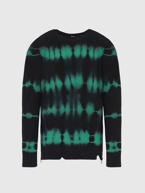 K-TONI, Black/Green - Knitwear