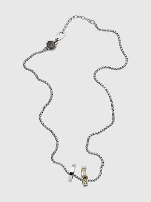 DX1233, Silver - Necklaces