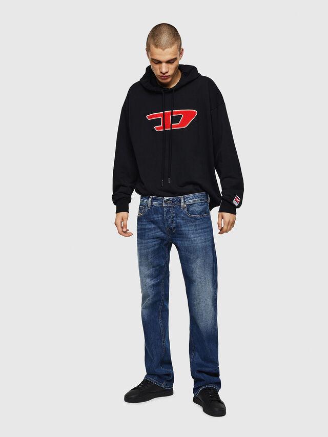 Diesel - Zatiny 008XR, Dark Blue - Jeans - Image 6