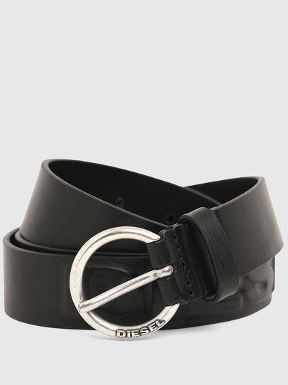 Diesel - B-RING, Black - Belts - Image 2
