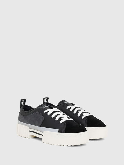 Diesel - S-MERLEY LOW, Black - Sneakers - Image 2