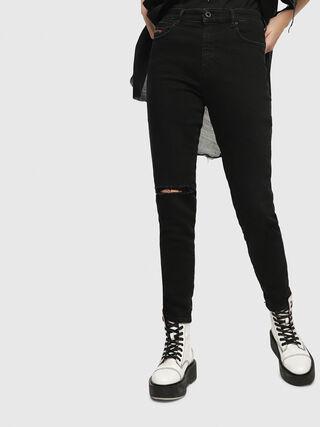 Babhila High 084ZN,  - Jeans