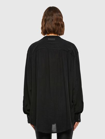 Diesel - C-RETHA, Black - Shirts - Image 2