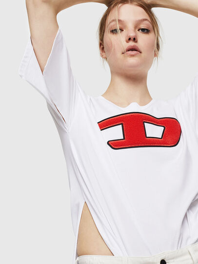 Diesel - T-JACKY-I,  - T-Shirts - Image 4