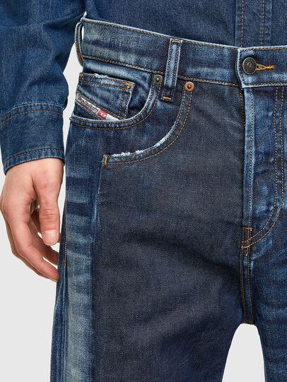 Diesel - D-Vider 009NJ, Medium blue - Jeans - Image 3