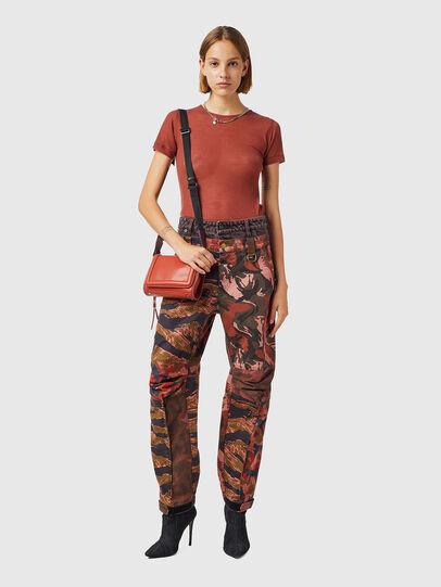 Diesel - YBYS S DEC, Coral Rose - Crossbody Bags - Image 6