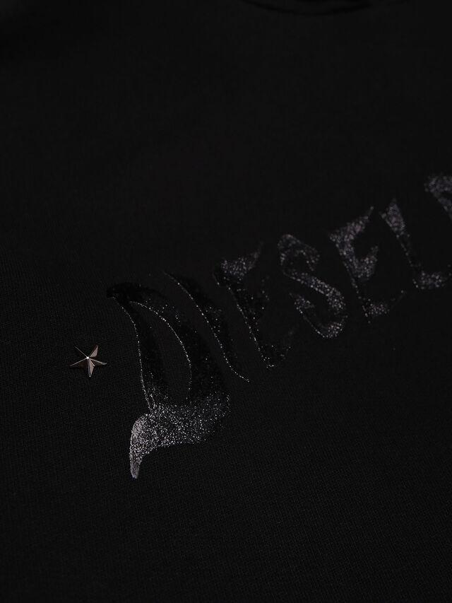 SANCIA, Opaque Black