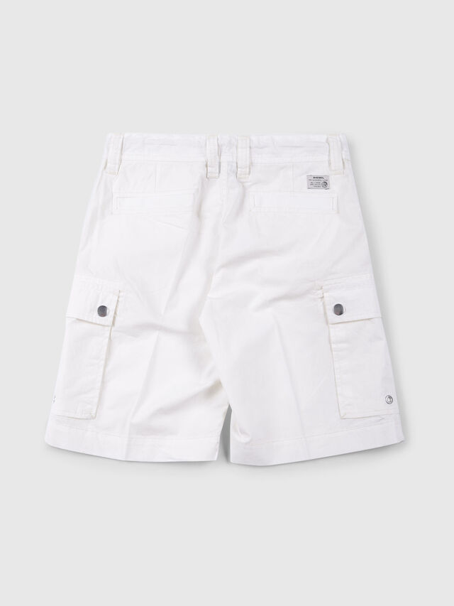 Diesel - PCLIVER, Off White - Shorts - Image 2