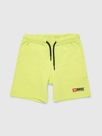 Diesel - PNAT, Yellow Fluo - Shorts - Image 1