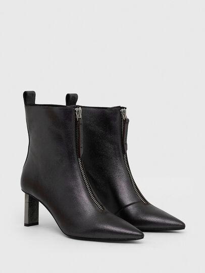 Diesel - D-LEZIPPO MAB, Dark Violet - Ankle Boots - Image 2