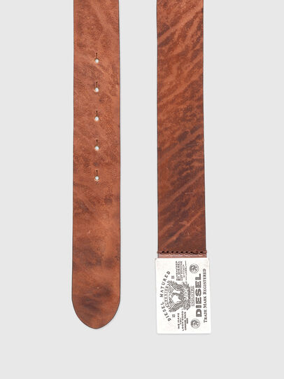 Diesel - B-FILIN, Light Brown - Belts - Image 3
