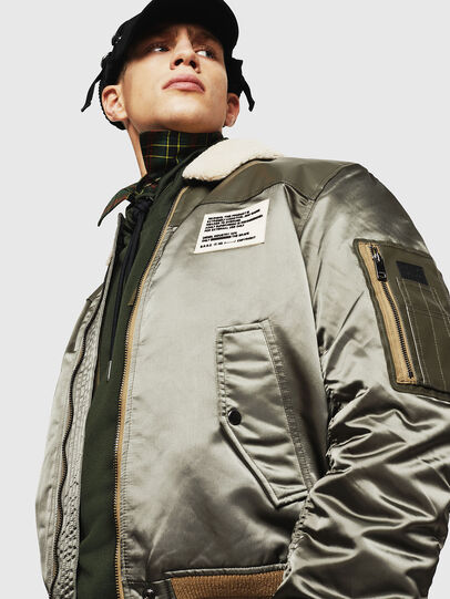 Diesel - W-FEDOVIK,  - Winter Jackets - Image 6