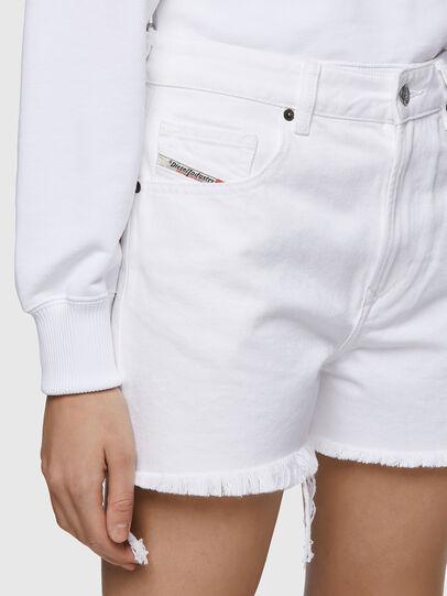 Diesel - DE-REG-R, White - Shorts - Image 3