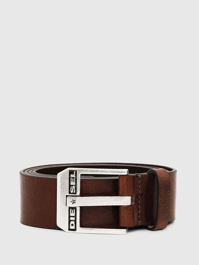 Diesel BLUESTAR, Light Brown - Belts - Image 1