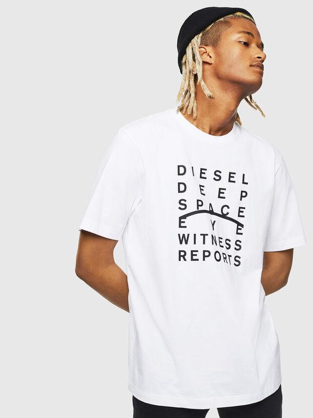 T-JUST-J5, White - T-Shirts