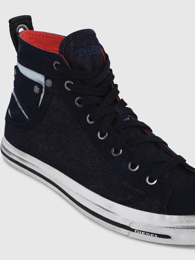 Diesel - EXPOSURE IV W, Dark Blue - Sneakers - Image 4