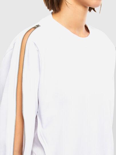 Diesel - F-ROSETTA, White - Sweaters - Image 4