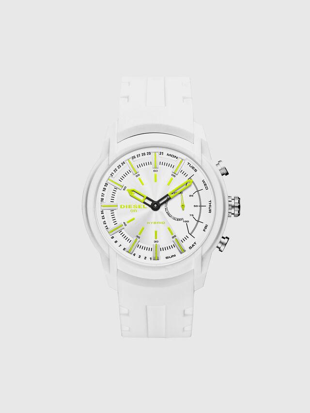 Diesel - DT1015, White - Smartwatches - Image 2