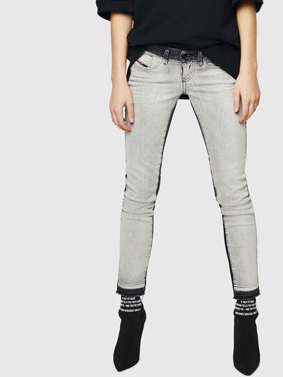 Diesel - D-Ramy 082AW, Black/Dark grey - Jeans - Image 1