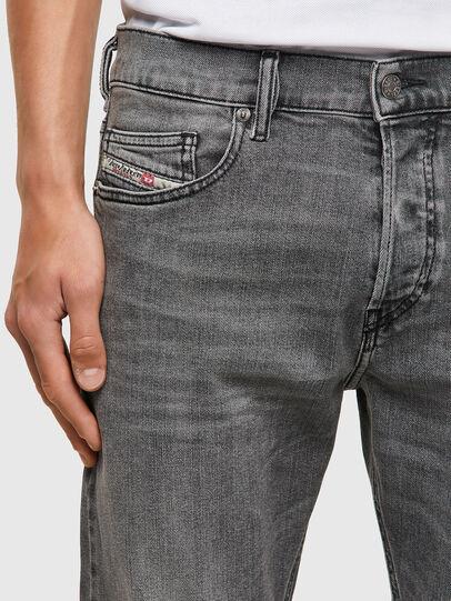 Diesel - D-Luster 09A10, Light Grey - Jeans - Image 4