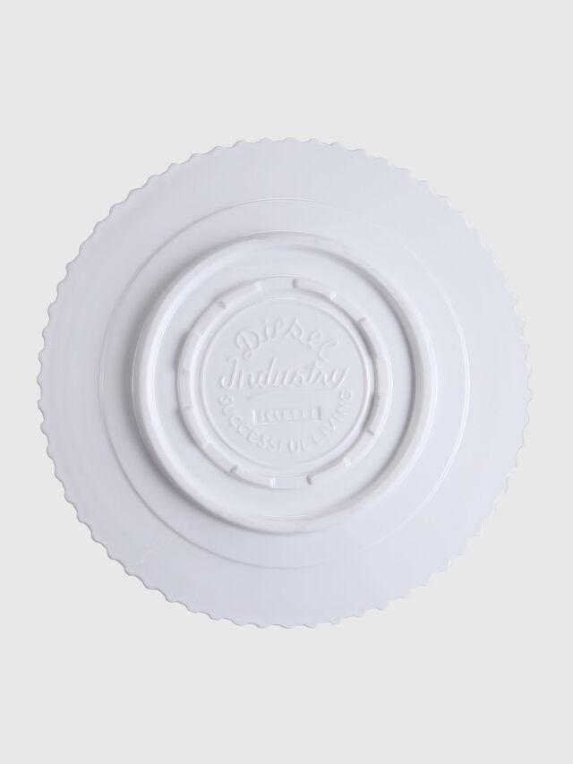 10991 MACHINE COLLEC, White