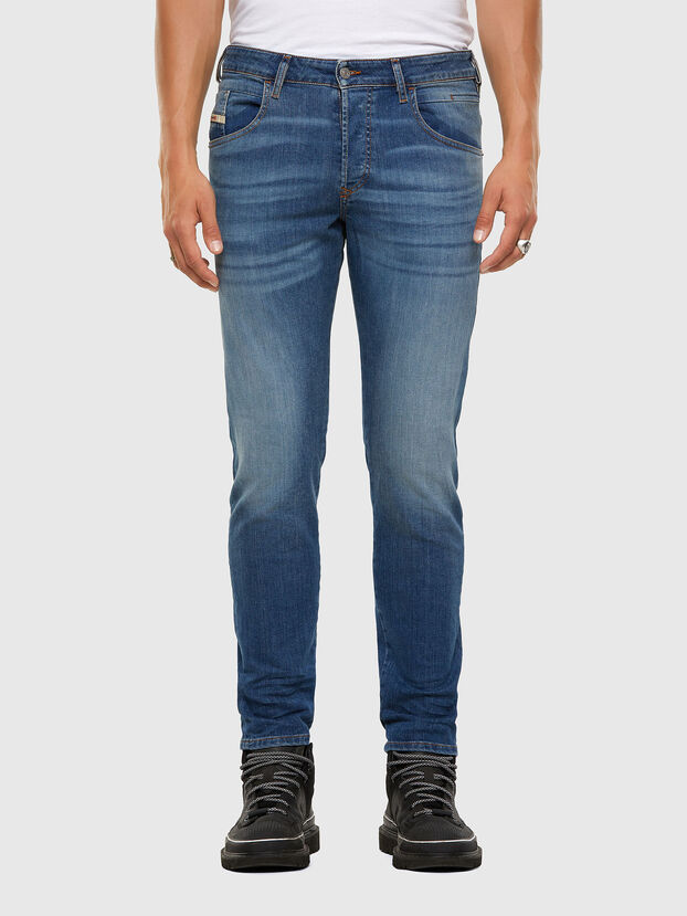 D-Bazer 009DB, Medium blue - Jeans