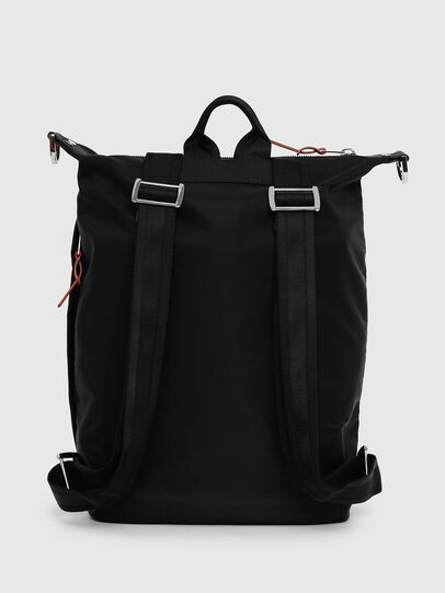 Diesel - SYLE, Black - Backpacks - Image 2