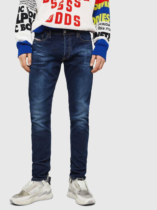 Tepphar 083AT, Dark Blue - Jeans