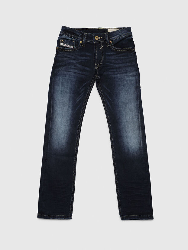 WAYKEE-J-N, Dark Blue - Jeans