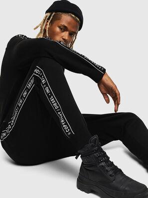 K-SUIT-C, Black - Pants