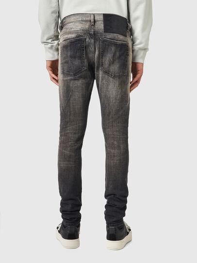 Diesel - D-Amny 09A88, Black/Dark grey - Jeans - Image 2